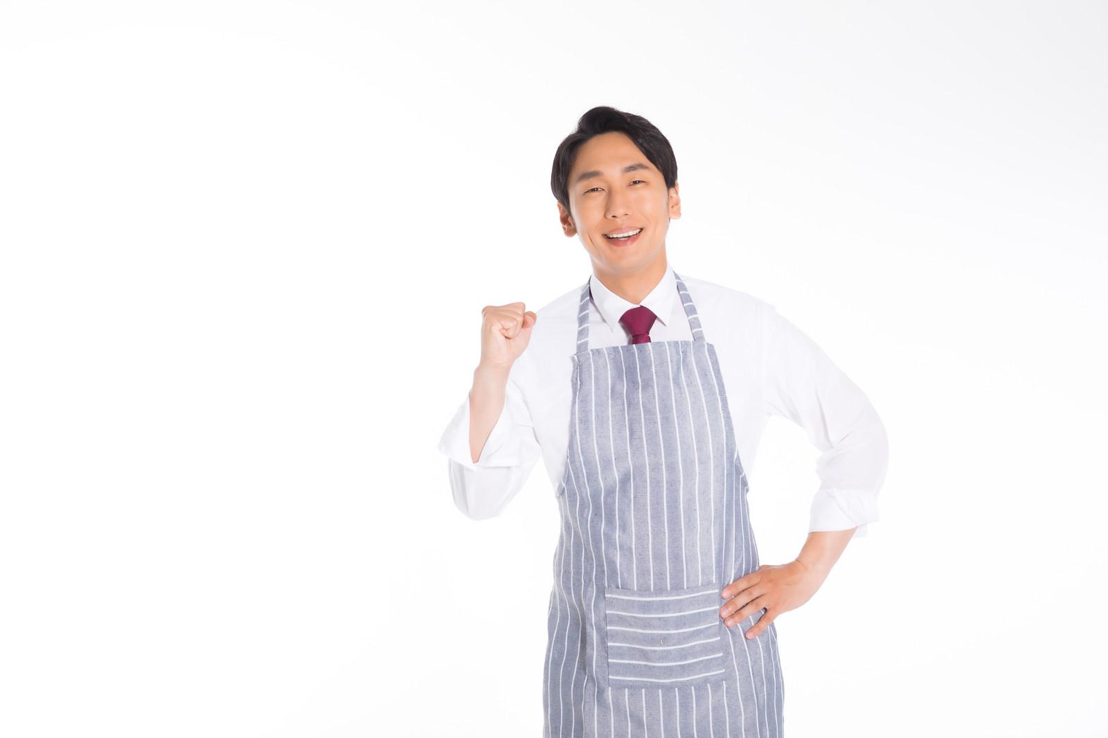 料理男子 モテル
