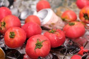 基礎代謝 トマト