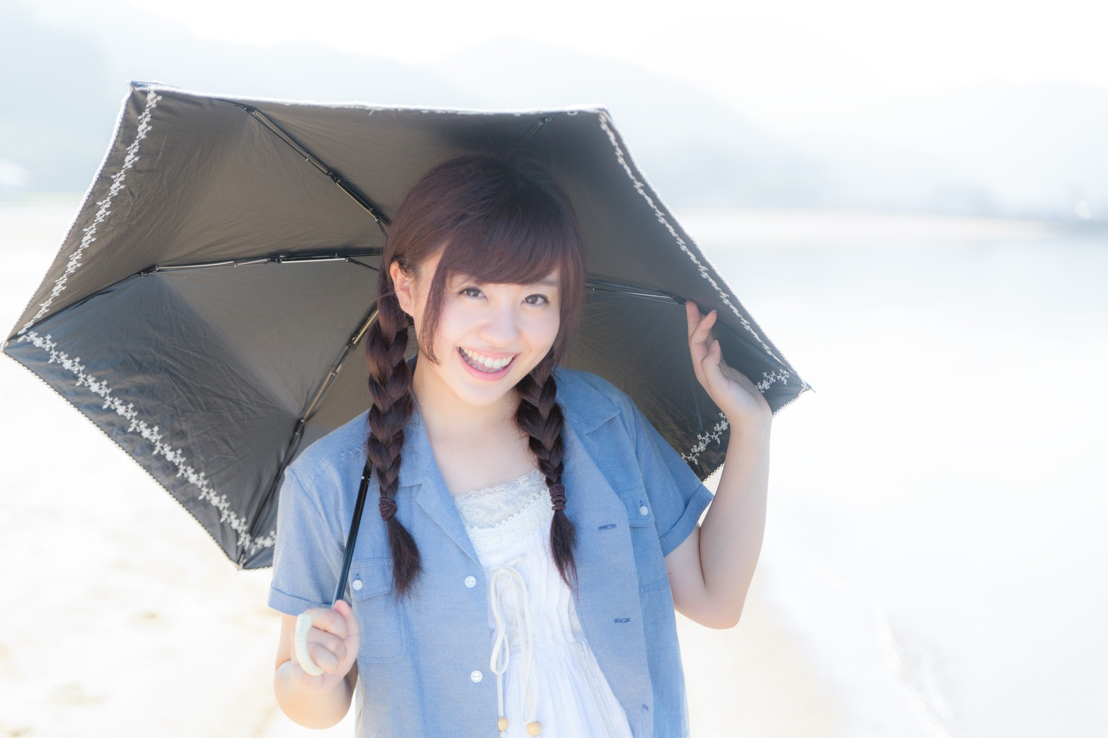 日傘 日焼け止め