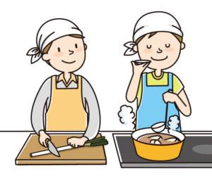 料理男子 料理教室