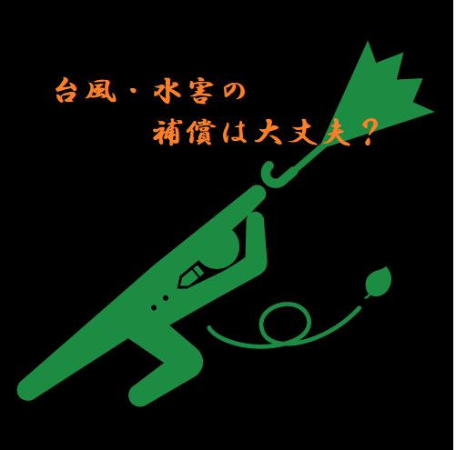 台風水害 火災保険